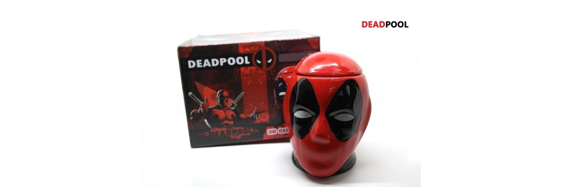 Caneca Marvel DEADPOOL