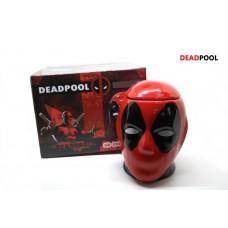 Caneca DEADPOOL 3D Marvel Cerâmica