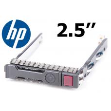 Gaveta HP P/N 651687-001 2.5'' Gen8 Gen9 SFF