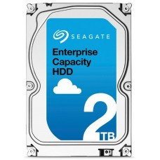 "HD SEAGATE ENTERPRISE CAPACITY 2TB SAS 6.0GB/S 3.5"" 7200 RPM CACHE 128MB"