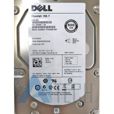 HDD DELL CHEETAH 600GB 15K7 RPM 16MB CACHE ST3600057SS SAS