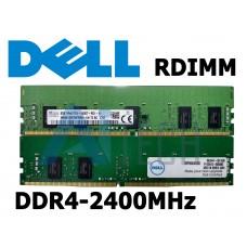 Memória Original DELL 8GB SNP888JGC/8G RDIMM - HYNIX HMA81GR7MFR8N-UH DDR4-2400Mhz ECC REGISTRED DIMM PC4-19200T-R