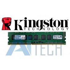 Memória 8GB Kingston KTH-PL316e DDR3-1600Mhz ECC UDIMM PC3-12800E