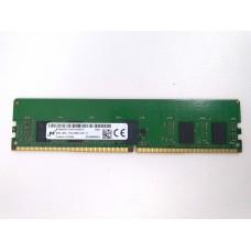 Memória 8GB Micron MTA9ASF1G72PZ-2G6 DDR4-2666Mhz ECC REGISTRED DIMM (RDIMM) PC4-2666V