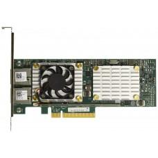 Placa de Rede Dell QLogic 57810s 10Gbits 2 Portas PCI-e X8 RJ45